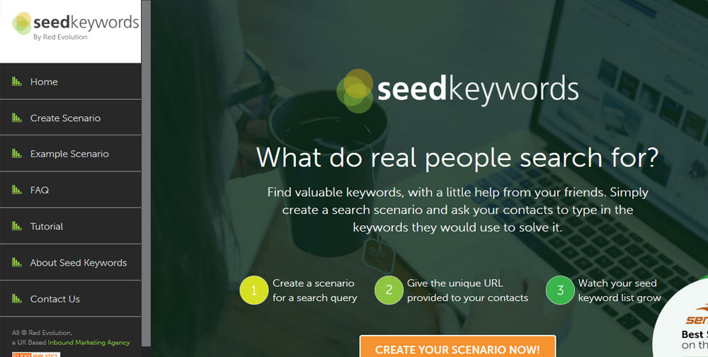 Seed Keywords - SEO Tools You Must Use