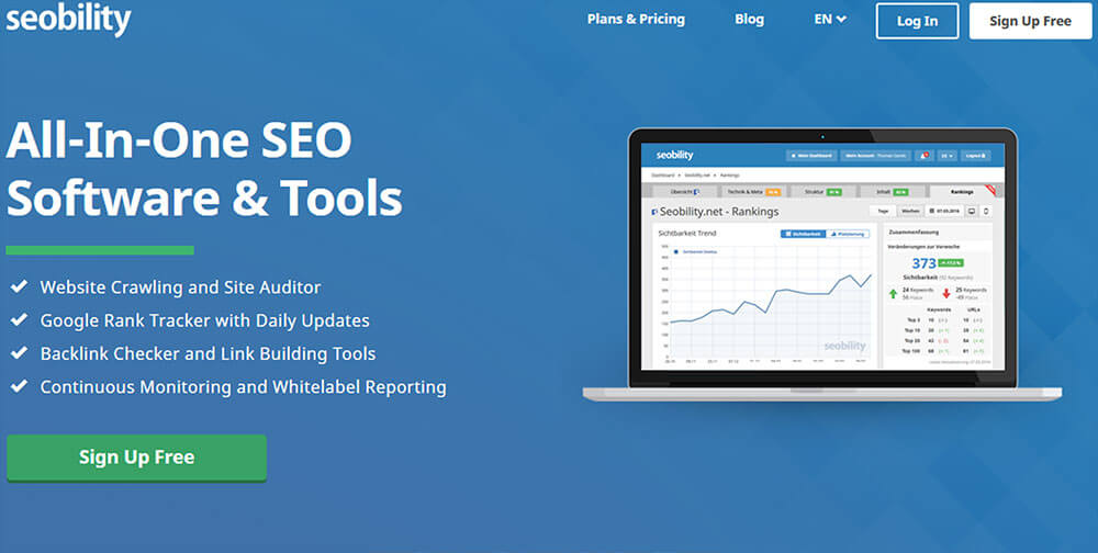 Seobility - SEO Tools You Must Use