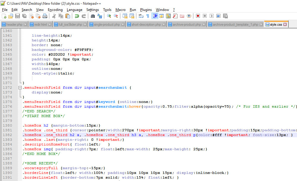 Notepad++ - Edit Codes & Edit Programing Languages